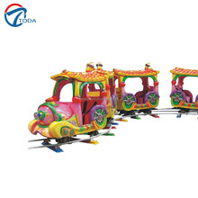 8 seats carousel train kiddie rides for sale/amusement part ride car racing game machine/ kiddie ride
