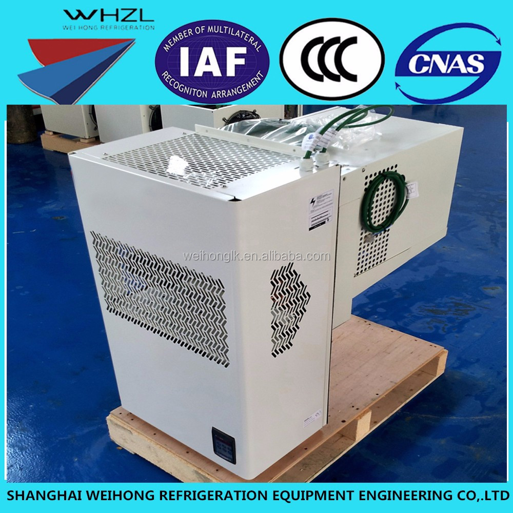 Cold Room Using Bitzer Condensing Unit Refrigeration Parts
