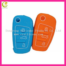 Famous motor brand good touch feeling silicone remote key casing