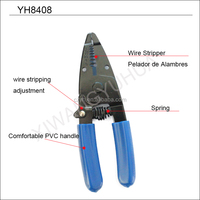YH8408 YH8408D Handle wirestripper wire cutter