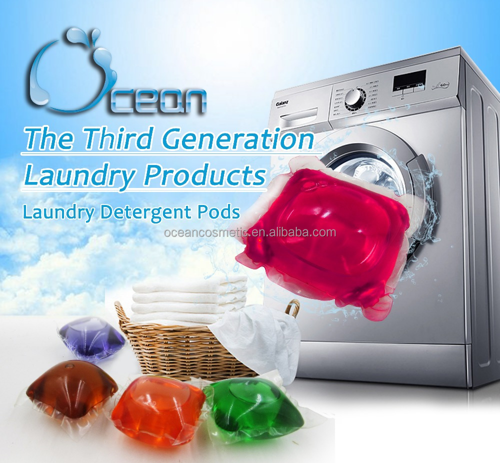 wholesale newest oem odm liquid detergent laundry pods manufacturer