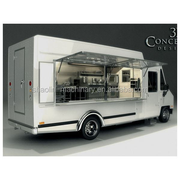 Top selling electric catering car with eec for sale