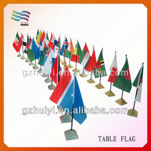 Guangdong Factory Direct Sale Table Indian Flags
