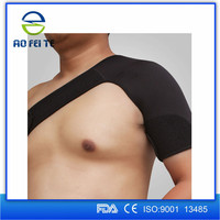 Adjustable Right/Left Shoulder Support Brace Sports Basketball Fitness Shoulder Protector
