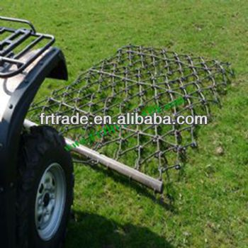 Spike Tooth Drag Harrow Implement