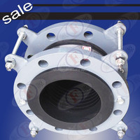 Made in china ptfe lined expansion joint with flange