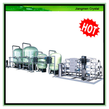 30T/H PLCcontrol single grade RO water purifier system