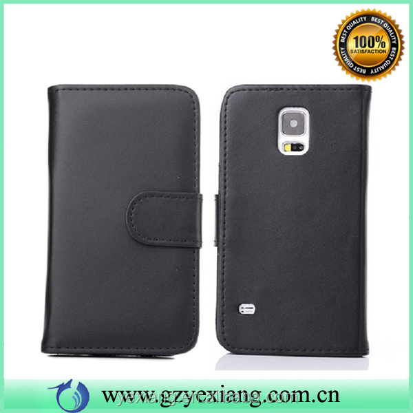 Magnetic Leather Case For Samsung Galaxy S5 Sport G860P Stand Cover