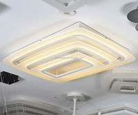 Zhongshan guzhen modern rectangle ceiling lighting