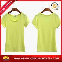 professional t-shirt heat transfer sticker print shop t shirt in china blank t-shirt dress