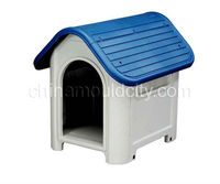 plastic doghouse injection mould for sale