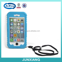 Mobile phone waterproof cover case for iphone 6