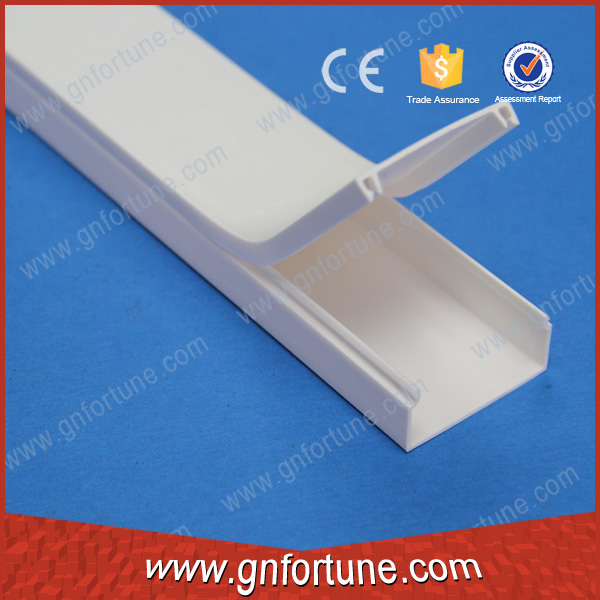 High quality electric pvc wiring ducts cable cover