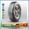 Keter brand 175R14C KT656 cheap chinese tyres for small van light truck commerical car tyres