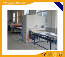 Atparts powder coating plant with high reliablity