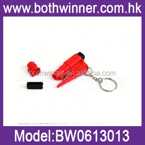 BW004 glass breaker keychain tool