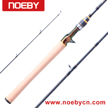 Toray Carbon NOEBY Steel Wire Freashwater Fishing Rod of Korea