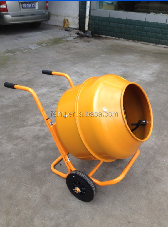 gasoline mini concrete mixer