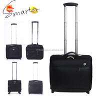 Small Polyester Trolley Laptop Bag