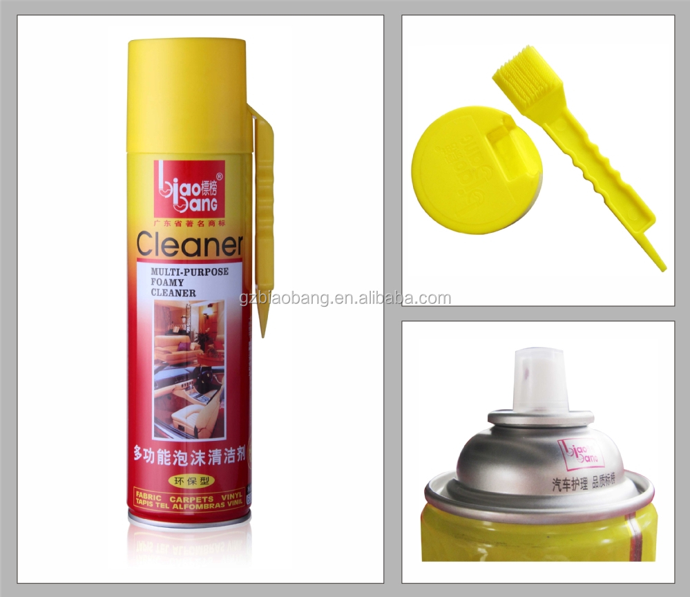 Foam cleaner spray use for furniture household appliances