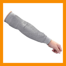 Premium HPPE Cut Resistance Safety Sleeves Protective Long Arm Sleeves