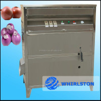 (0086-18002172698) Hot Fully Automatic Onion Skin Onion Peeler Machine
