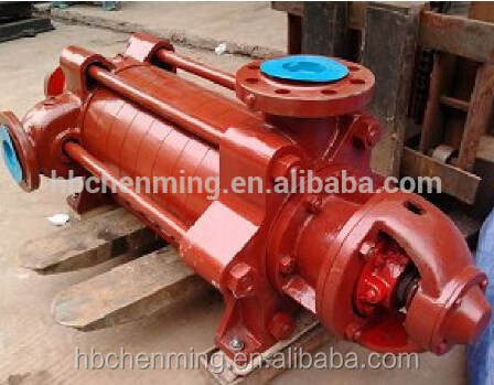 latest designed DM type multistage mine dewatering water pump