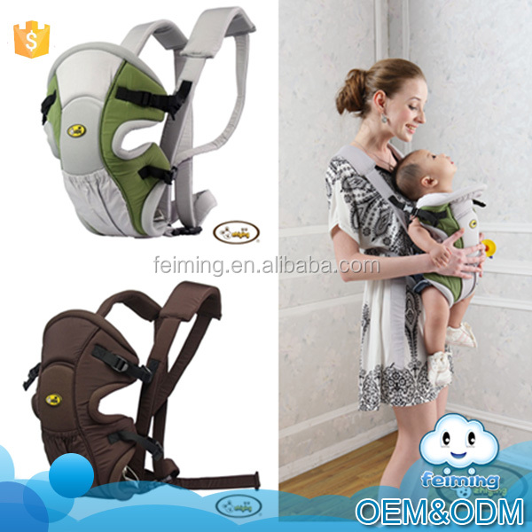 Fashion design guangzhou manufacturers bulk sale good quality baby wrap carrier for newborn