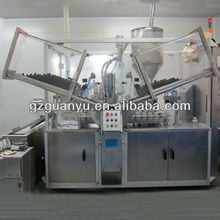 Toothpaste/AB Glue/Leather Oil Tube Filling And Packaging Machine