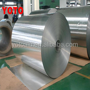 DC or CC Aluminum coil 3003 manufacturer for roofing