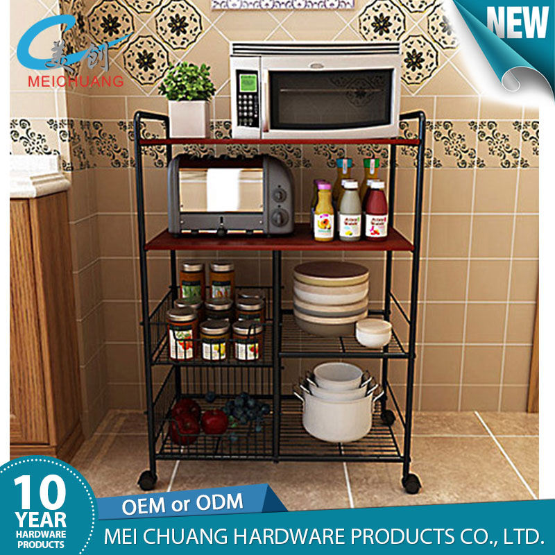 Multifunction metal kitchen spice vegetable dish pot oven rack