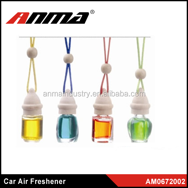 customized car liquid air freshener for promotion