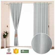 2017 China Supplier High Quality Sheer Colorful Curtain Grommet