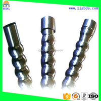 Extruded Copper or Carbon Steel Corrugated Tube Pipe