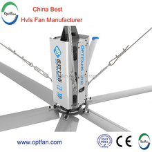 OPT 24ft(7.3m) large hvls workshop electric fan wholesale