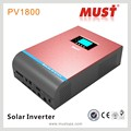 HOT high frequency transformerless 4kva 5kva PWM/MPPT controler charger with parallel function solar inverter