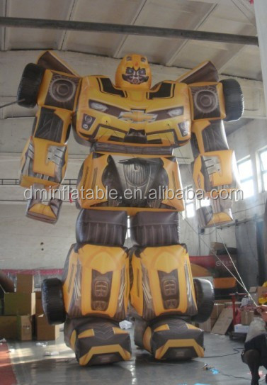 custom inflatable cartoon/inflatable figure/giant inflatable character