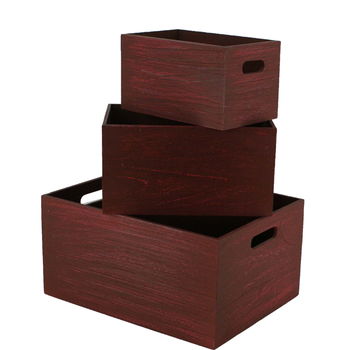 new design high quality cheap wooden fruit crate for sale , mini wooden crate wholesale