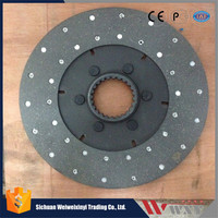 hoist brake disc for tower crane ,tower crane spare parts