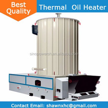 Chinese Best 0.6-24 million kcal/h Industrial coal fired thermal oil heater
