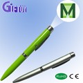 GT-213B Cheaper LED Torch Projector Ball Pen as Gift