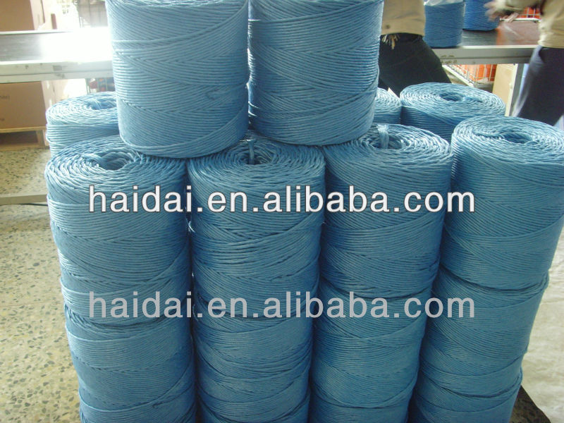 UV treated pp agriculture baler twine for sale