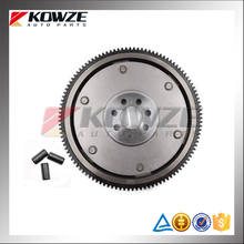 KOWZE Flywheel Assembly For Mitsubishi Pajero Sport H66W H76W H77W OEM:MD352063