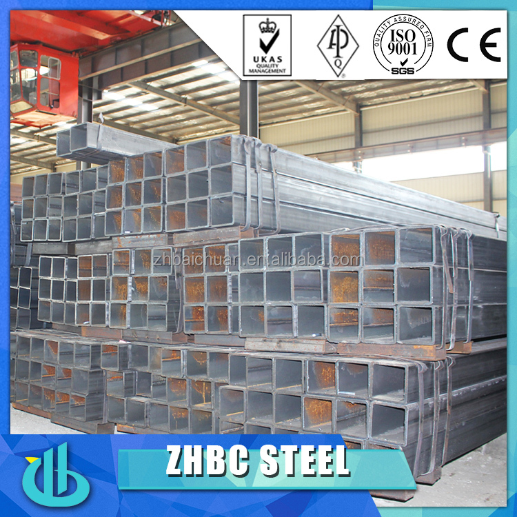 Trending hot products with rich exporting experience structure steel pipes square pipe