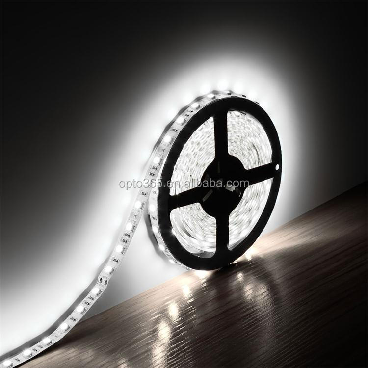 high quality 12V 5050 led strip light for jewelry store showcase and counter