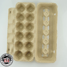 Natural Clean Paper Pulp 12 Pack Egg Tray