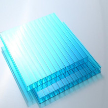 Customized Color and Polycarbonate Material hollow sheet
