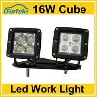 wholesale 16w led head lights motorcycle driving lights