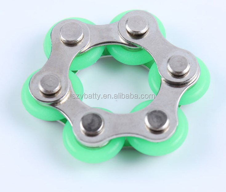 Newest high quality copper&aluminum alloy mini hand fidget spinner