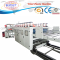 Production Line for PVC Surface Crust Foamed Board